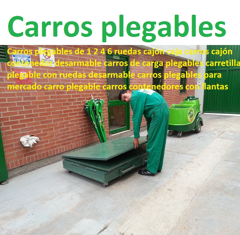 Carros plegables de 1 2 4 6 ruedas 0 cajón caja carros cajón contenedor desarmable carros de carga plegables carretilla plegable con ruedas desarmable carros plegables para mercado carro plegable maderplast Carros plegables de 1 2 4 6 ruedas 0 cajón caja carros cajón contenedor desarmable carros de carga plegables carretilla plegable con ruedas desarmable carros plegables para mercado carro plegable maderplast